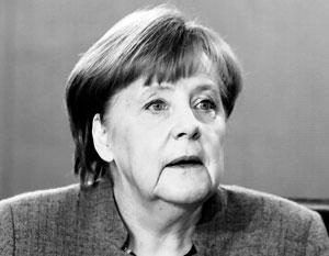 Меркель открыла для себя «новую форму антисемитизма»
