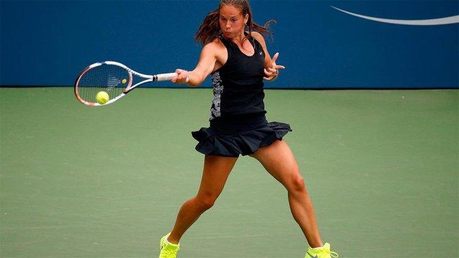 Российская теннисистка Касат…