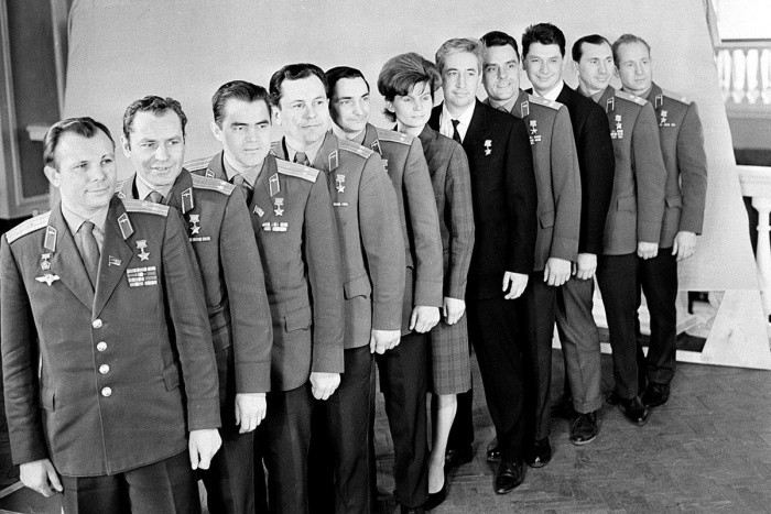 Одиннадцать первых космонавтов, 1967 год, СССР было, история, фото