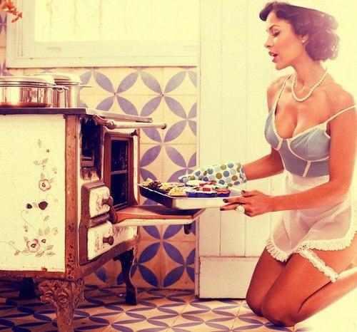 Жена, как конфетка…