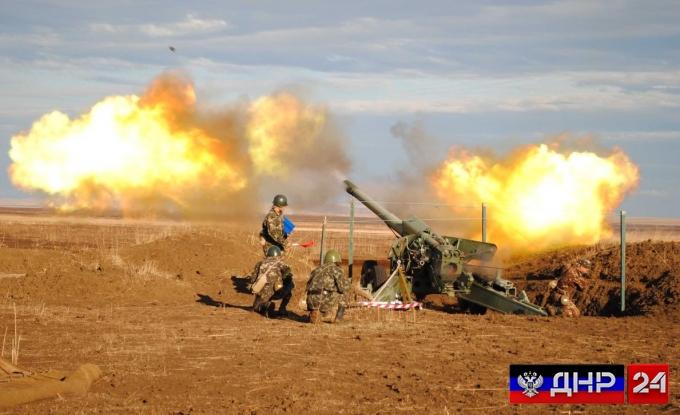 МОЛНИЯ: ВСУ открыли огонь по центральному кладбищу Зайцево