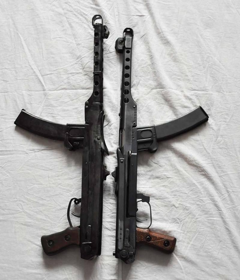 ППС: пистолет-пулемёт для то…