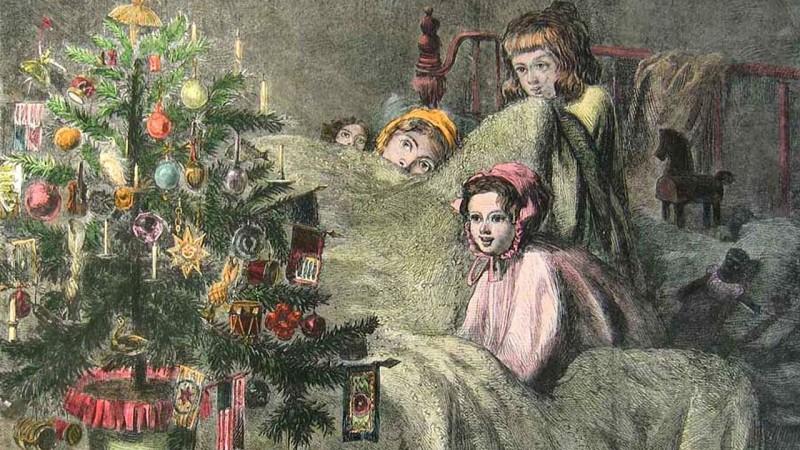 Рождественская елка от немецкой принцессы