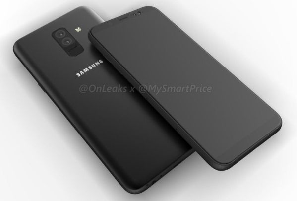 Смартфоны Galaxy A6 и A6+: смартфоны-близнецы с тонкими рамками экранов