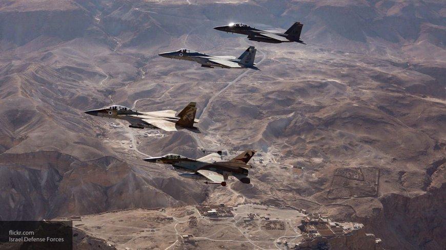 Ракетный удар по Дамаску: Израиль рискнул применить новую тактику