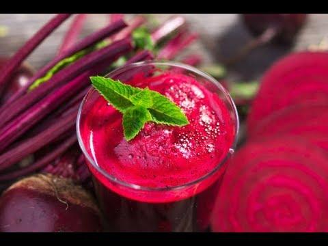 Свекольный эликсир: мощная детоксикации организма, особенно печени и крови!