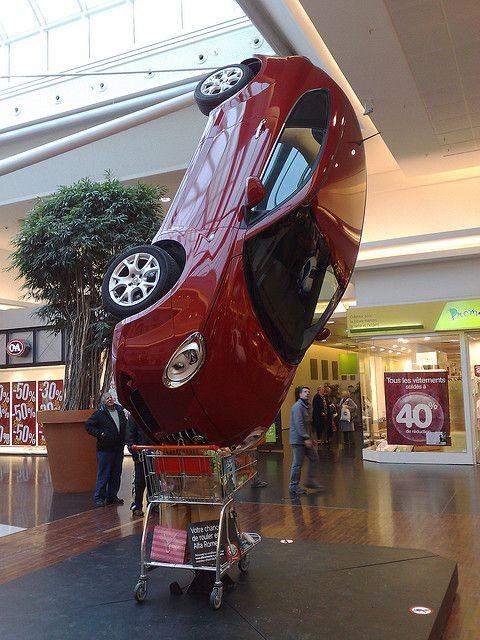 Купить машину? легко! геиально, дизайн, интересное, красиво, реклама
