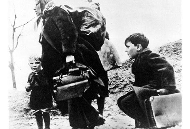 Это вам не добренький Сталин — Это депортация по-европейски