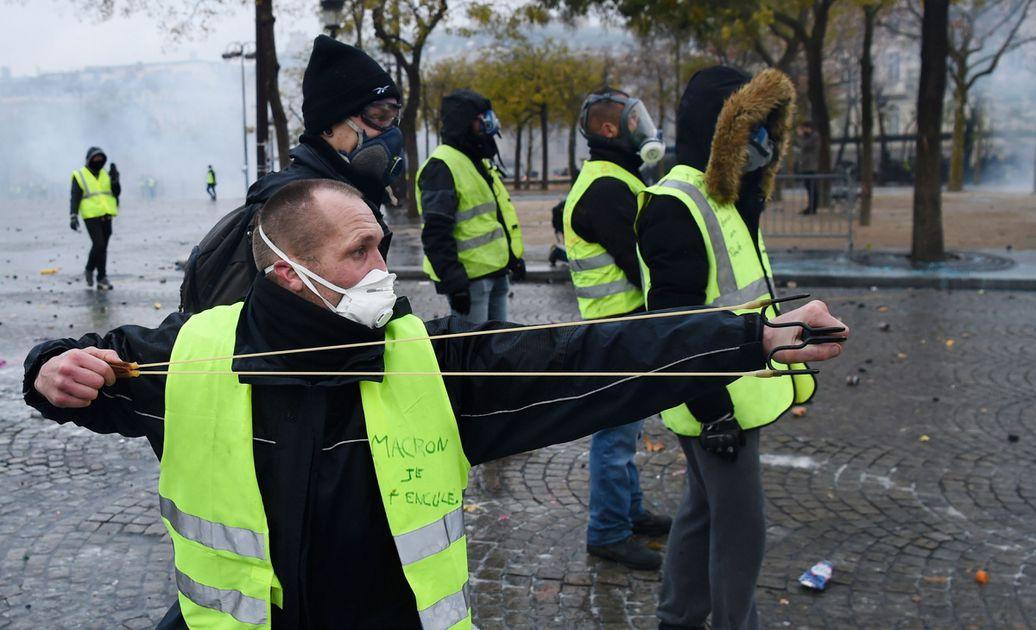 Протесты во Франции, эпизод шестой: по Макрону будут бить экономикой