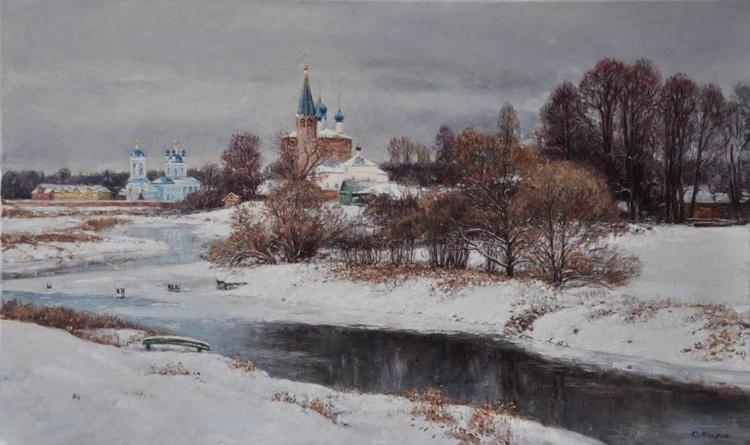 художник Юрий Кудрин картины – 04