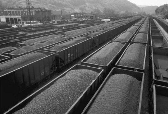 Вэтом году Киев закупил вРоссии 69% отвсего импортированного угля