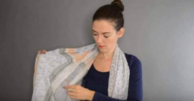 20 вариантов, как красиво завязать шарф. Сохраняем себе и учимся!