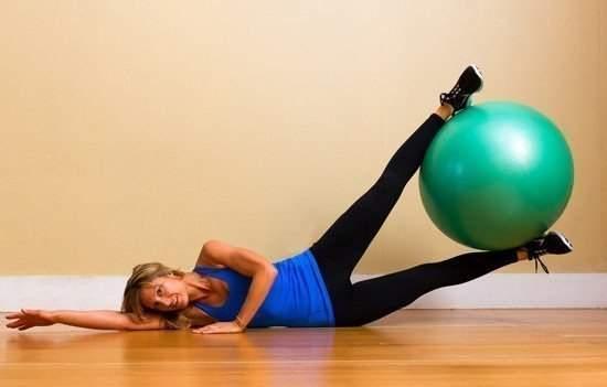 5 упражнений для внутренней части бедер.Чтобы почувствовать себя