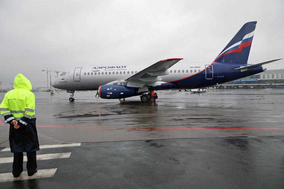 «Аэрофлот» подал иск к производителю самолетов Sukhoi SuperJet