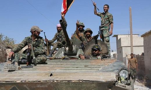 SANA: сирийская армия одержала важную победу насевере провинции Хама