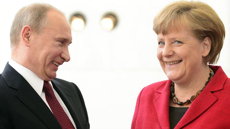 Опять двадцать пять: Украина обвинила Меркель в сговоре с Путиным