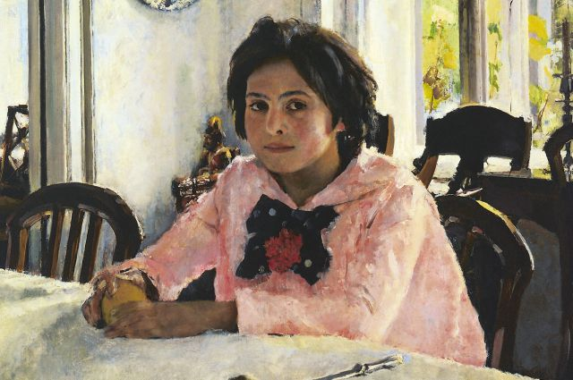 С кого художники писали известные картины?