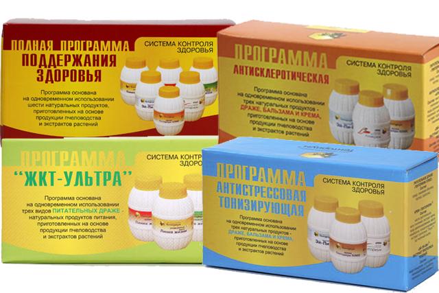 Продукты пчеловодства тенториум