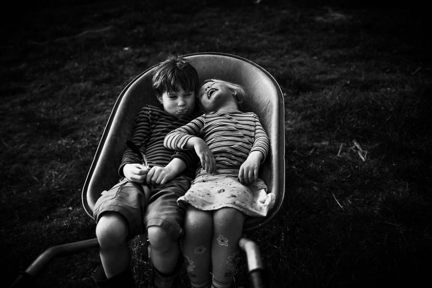 Детство без мобильных телефонов, интернета и телевизора