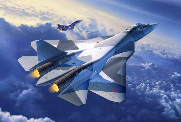 Состоялся первый запуск нового «двигателя второго этапа» для ПАК ФА