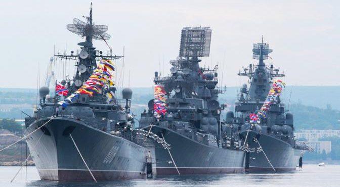 Запад — Киеву: Черноморский флот РФ нужно уничтожить