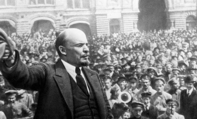 Как большевики хотели освобо…