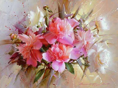 Прекрасные цветы Рамиля Гаппасова