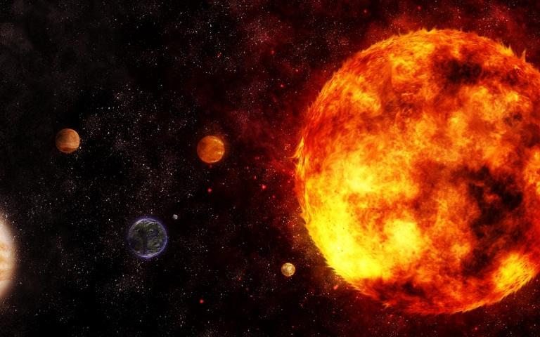 Земля может быть выброшена из Солнечной системы проходящей мимо звездой