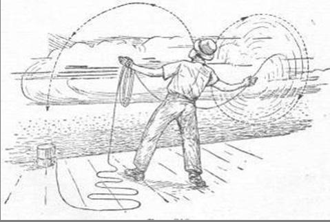 закидушка для ловли бычка