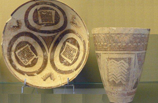 Алкогольные напитки древности