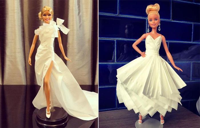 Китаец коллекционирует Барби…