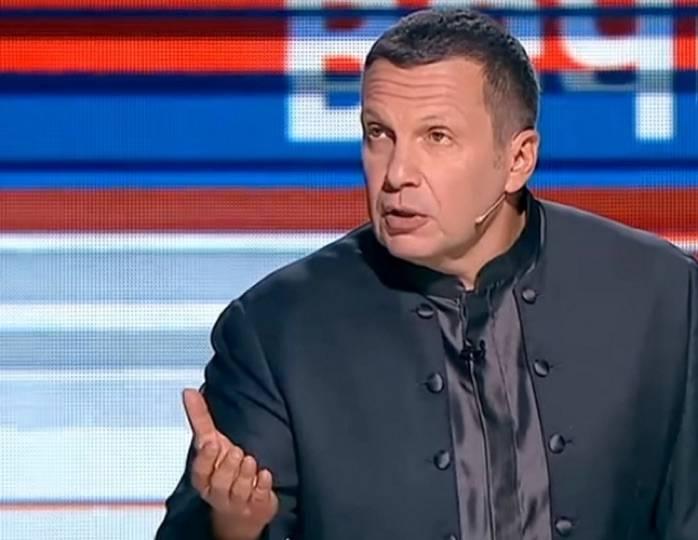 Соловьев «на пальцах» объяснил, почему Крым законно перешел к России