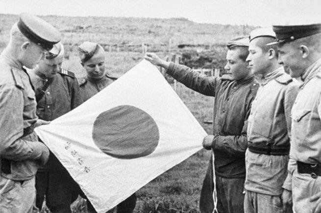 Итоги войны - или как Курилы стали русскими... и отчего не стал русским остров Матмай (Хоккайдо)