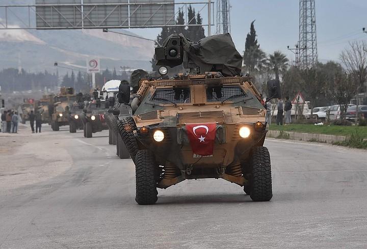 Минобороны Турции начало новую антитеррористическую операцию в Ираке