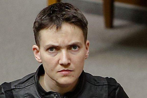 Коллеги предложили Савченко …