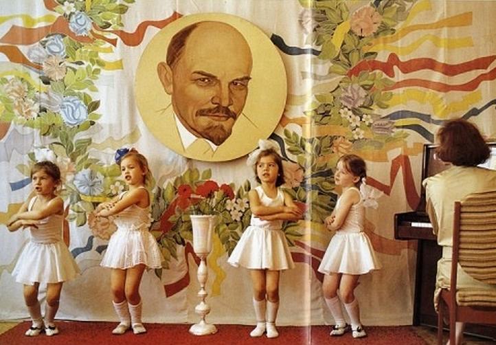 Эволюция советских женщин