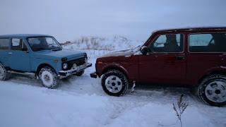 """Чем отличается старая советская """"Нива"""" от современного автомобиля?"""
