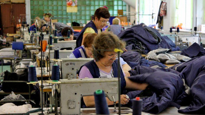 """Для """"всёпропальщиков"""" новость: Российскую одежду теперь покупает даже Китай!"""