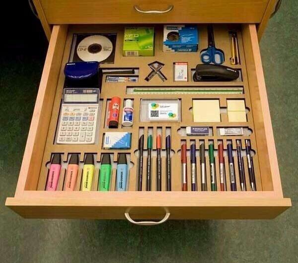 Ну очень организованное хранение