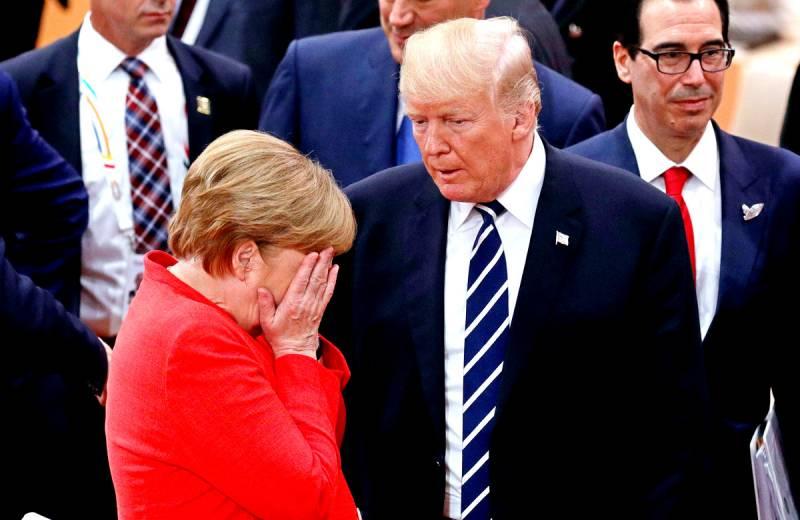Грядет конец американскому проекту «Европа»