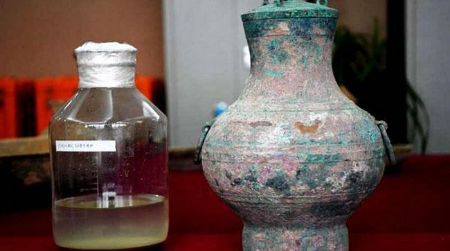 «Эликсир бессмертия» в 2000-летней могиле в Китае