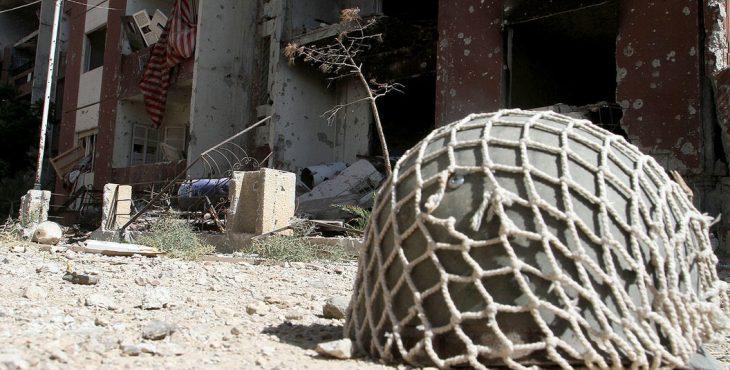Террористы, уходя из Восточной Гуты, расстреляли западных военных советников