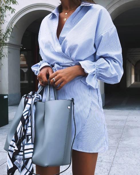 Что носить этим летом — подборка образов от самых стильных блогеров