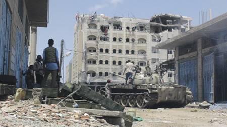 Йемен – второй фронт для Сирии