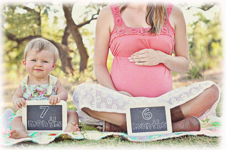 10 отличий первой и второй беременности