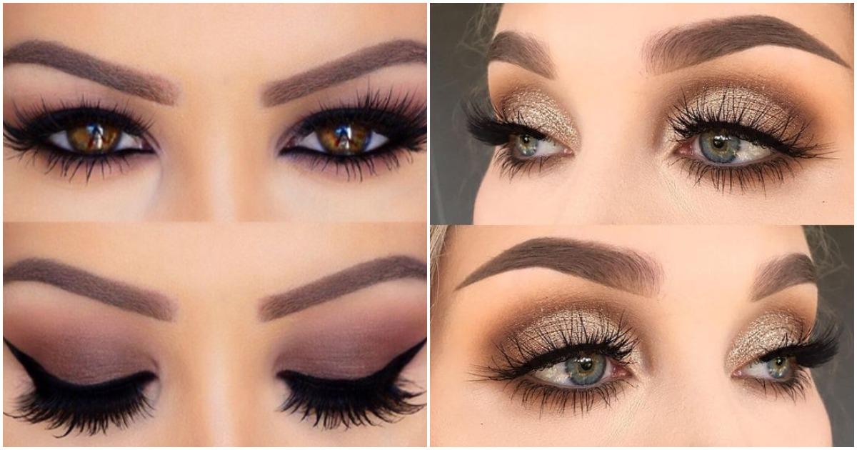 Восхитительный макияж глаз. 15 удачных пошаговых мастер-классов