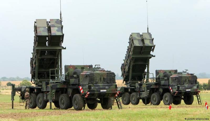 Румыния намерена закупить ЗРК Patriot