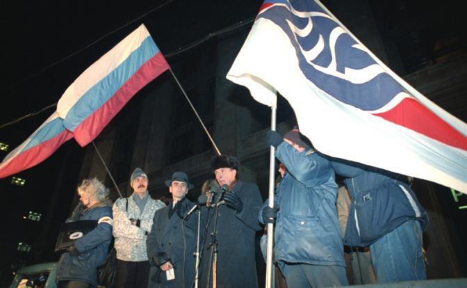 Виталий Третьяков. 10 тезисов о распаде и ликвидации Советского Союза