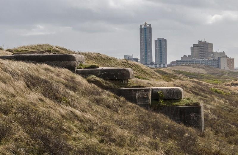 Подземный город нацистов, построенный пленными в Нидерландах
