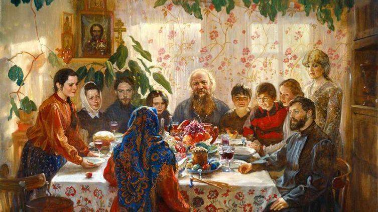 Как празднуют Пасху?